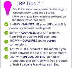 lrp tips